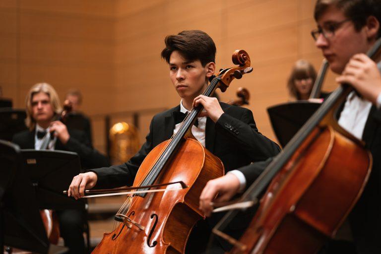 Livestream-Konzert des Jugendsinfonieorchesters