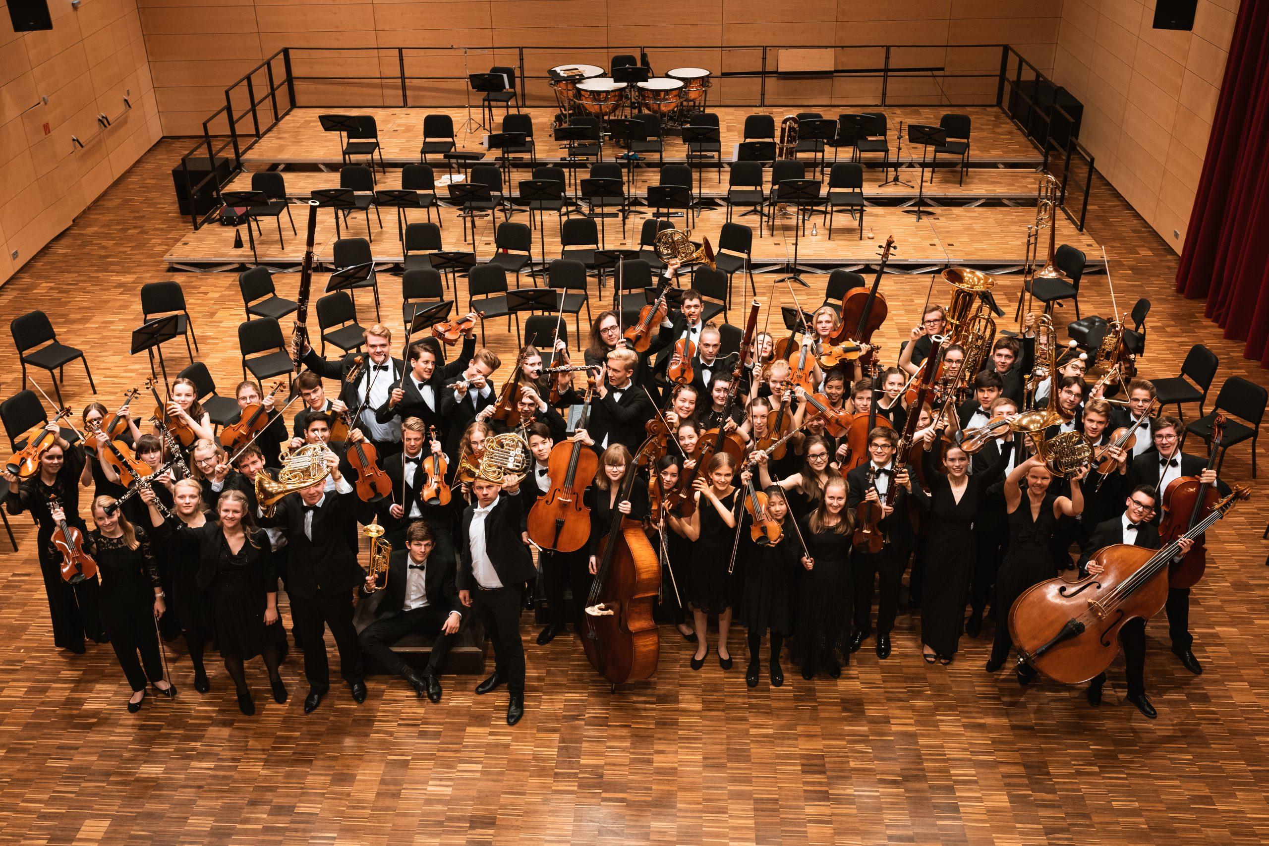 Jubiläums-Arbeitsphase zum 40-jährigen Jubiläum des Landesjugendchors Niedersachsen