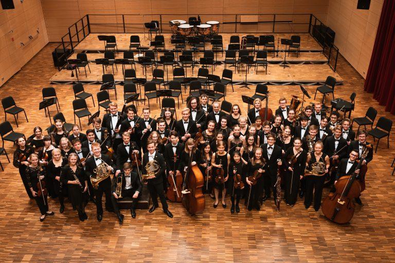"NJO-Konzert ""Festakt 75 Jahre Niedersachsen"" im HCC Kuppelsaal"