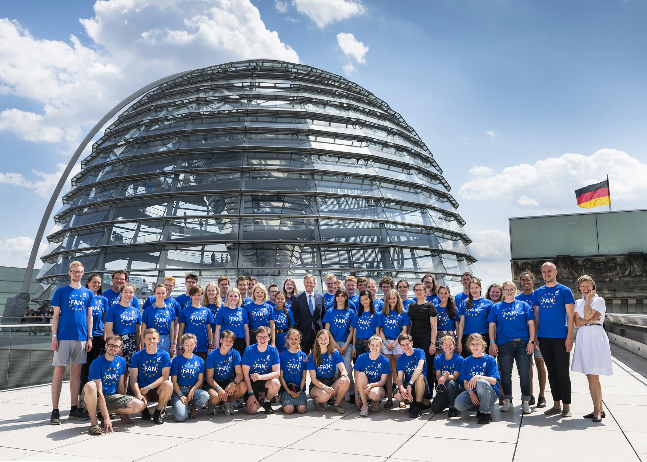"NJO-Sonderprojekt ""Festakt Berlin"" in Kooperation mit der Staatsoper Hannover"